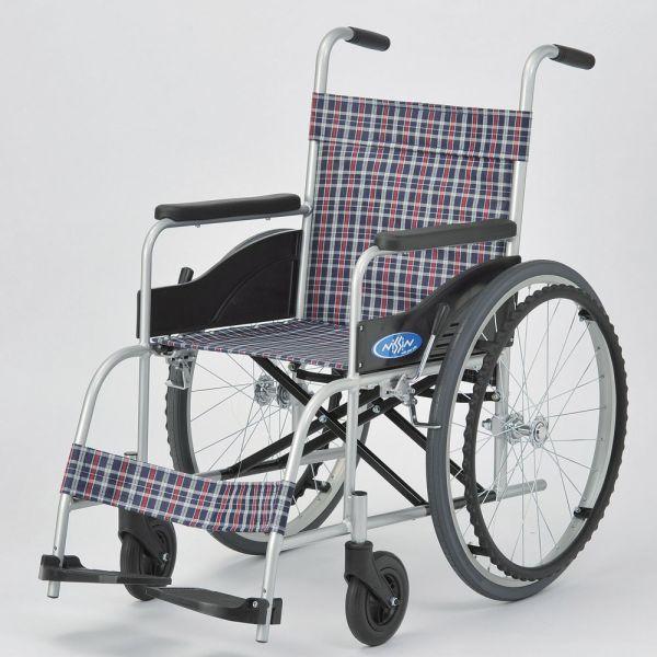 車椅子(車いす)日進医療器製 ネオ0/NEO-0【メーカー正規保証付き/条件付き送料無料】