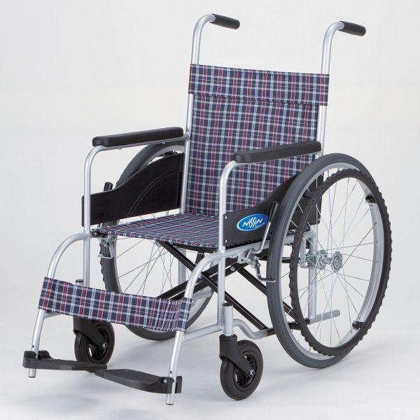 車椅子(車いす)日進医療器製 ネオ0S/NEO-0S【メーカー正規保証付き/条件付き送料無料】