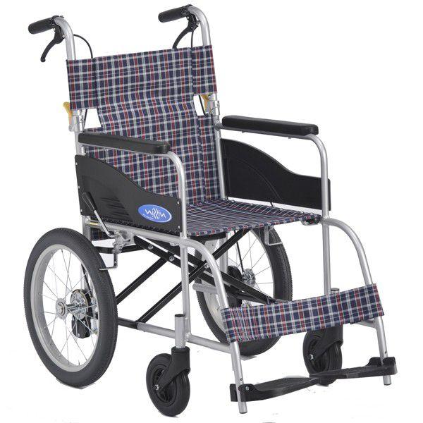 車椅子(車いす)日進医療器製 ネオ2/NEO-2【メーカー正規保証付き/条件付き送料無料】