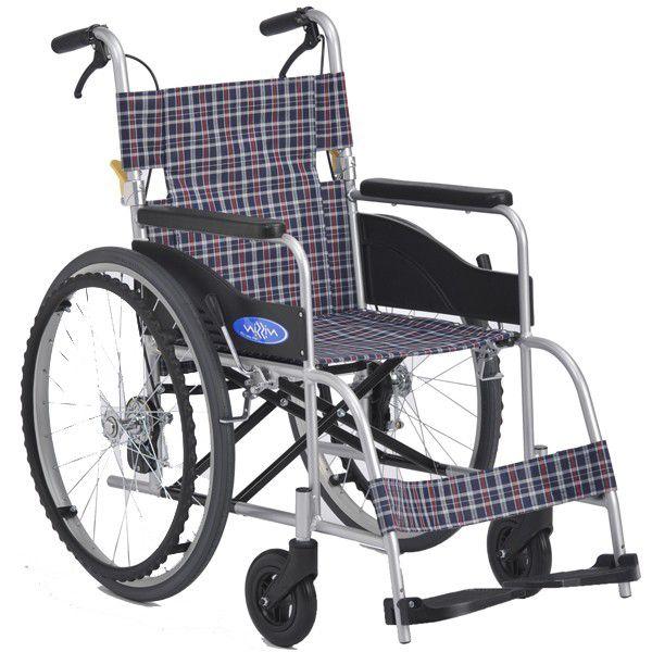 車椅子(車いす)日進医療器製 ネオ1/NEO-1【メーカー正規保証付き/条件付き送料無料】
