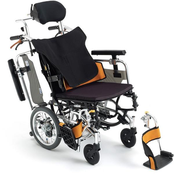 車椅子(車いす)ミキ製 SKT_PlusABS(Skit/スキットプラスABS)【メーカー正規保証付き/条件付き送料無料】