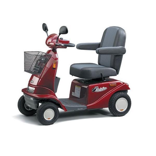 シニアカー(電動カート)(電動車椅子)セリオ製 『遊歩パートナー』安心・安全・快適