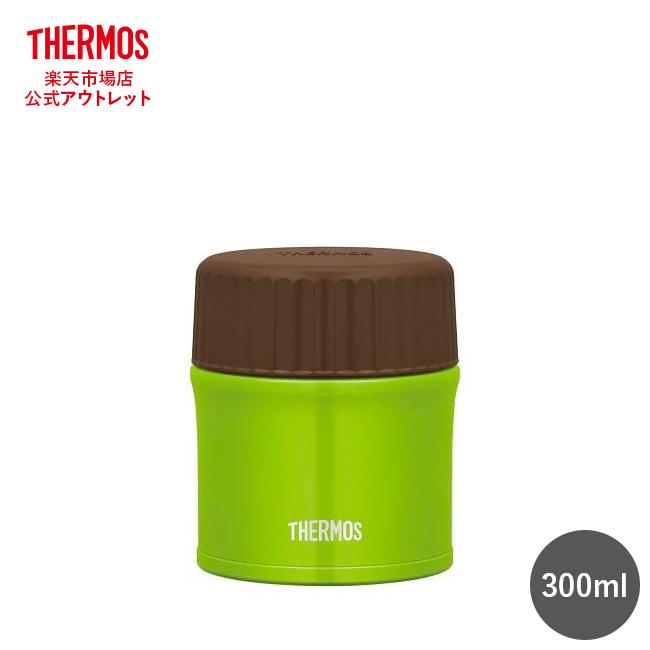内フタが洗いやすくなってより使いやすく 毎日がバーゲンセール サーモス 真空断熱スープジャー 300ml G 激安超特価 グリーン JBU-300
