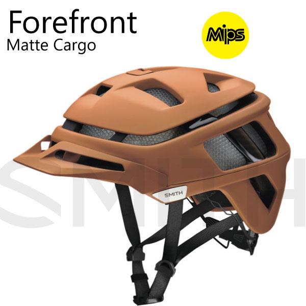 Forefront(フォーフロント) SMITH( スミス) SUPERB /Matte Cargo(艶消し)/ (Mips搭載)