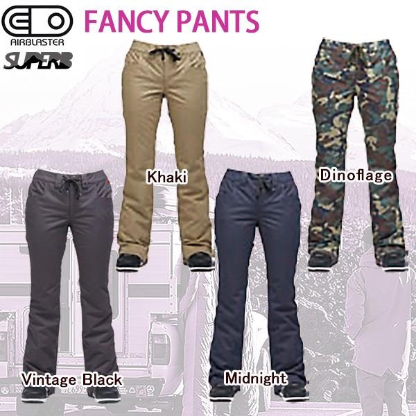 Fancy Pants /AIRBLASTER(エアーブラスター) 【17-18モデル 送料無料】スノボウェア レディース パンツ