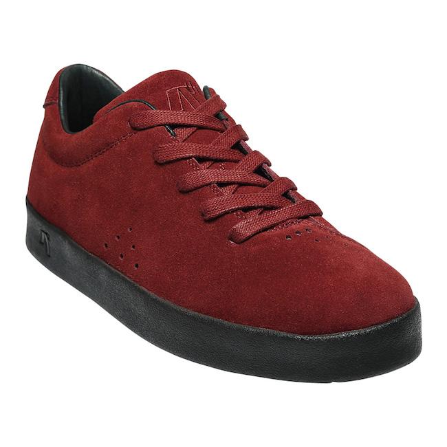 送料無料AREth (アース) メンズ 靴 スニーカー I(ワン) (lace) /BURGUNDY /バーガンディー SKATEBOARD/SUPERB 2018 LATE SHOESBMX スケートシューズ KAMI ストリート SK8 SKATE スケボー UNISEXI レース 紐靴紐靴 ユニセックス