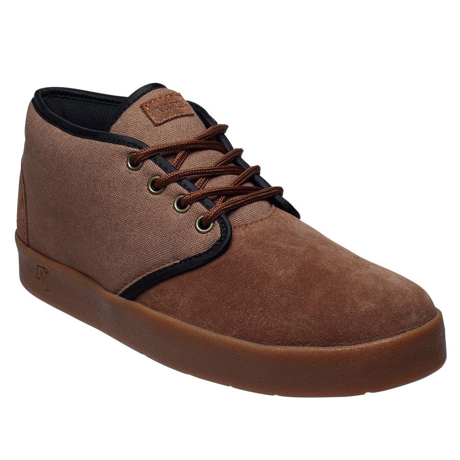 AREth(アース) メンズ靴 スニーカー BULIT /Brown/ブラウンSKATEBOARD/SUPERB 2018 SHOES