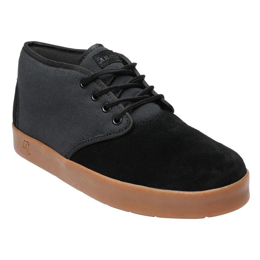 AREth(アース) スニーカー BULIT /BlackGum/ブラックガム SKATEBOARD/SUPERB 2019 early SHOES メンズ靴 レディース靴