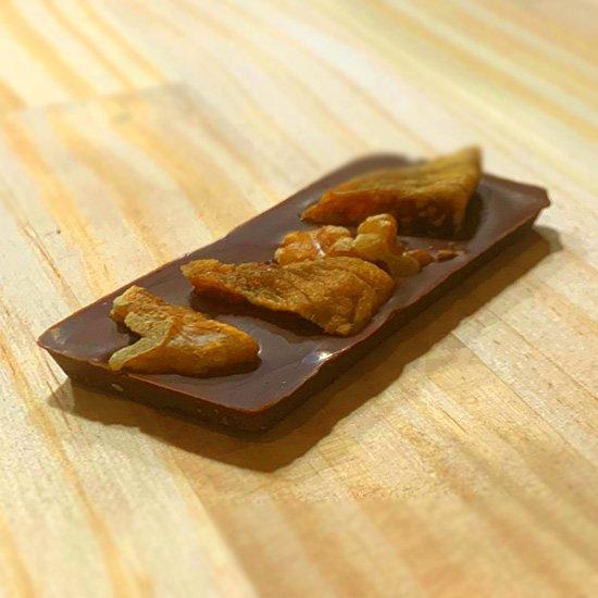 ハイミルクチョコレート ハイミルクチョコとくるみと あとイチジク プチギフトにおすすめ 送料無料新品 フレンチミルク いちぢく くるみ お誕生日 手土産 爆買いセール コク深い味 プレゼント 食品 滋賀県のお店 お礼