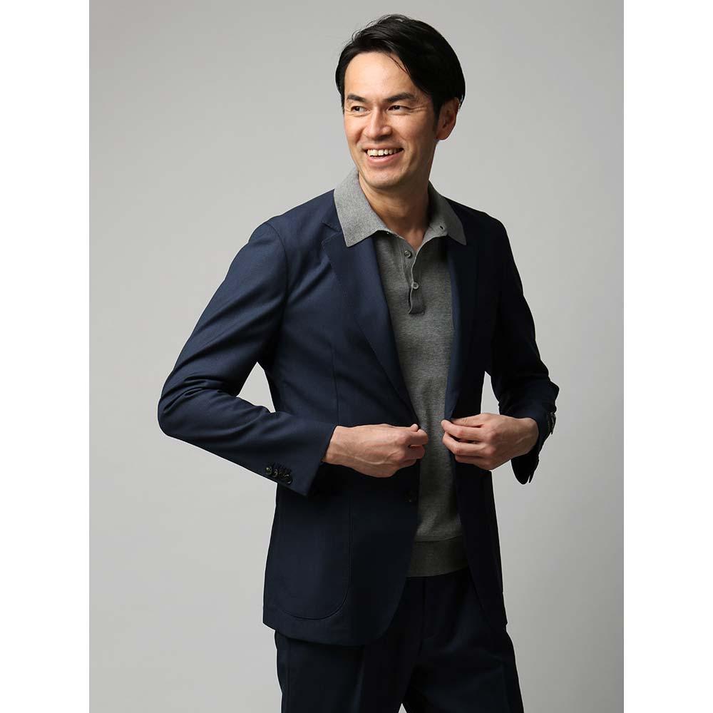 買い誠実 ビジネスジャケット/メンズ/春夏 SUIT/SUPER120