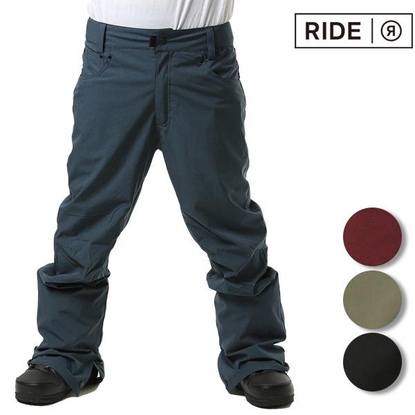 送料無料 スノーボード ウェア パンツ RIDE ライド MADRONA PANT 18-19モデル メンズ FF K12