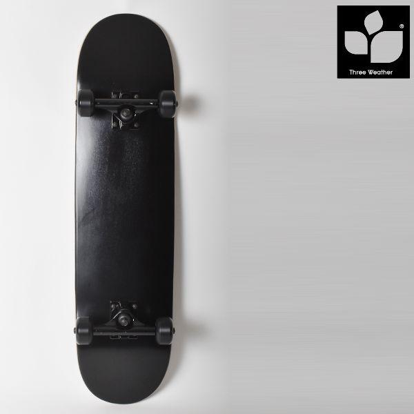 送料無料 スケートボード コンプリートセット THREE WEATHER スリーウェザー SBMR2672-09 FF G12 MM
