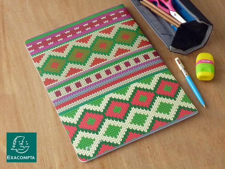 促销|eguzakonta|法国|欧洲文具|漂亮的|文件|办公室|可爱的|杂货|进口|文具|设计文具|静止|发表|分类|丰富多彩的|编织物花纹|