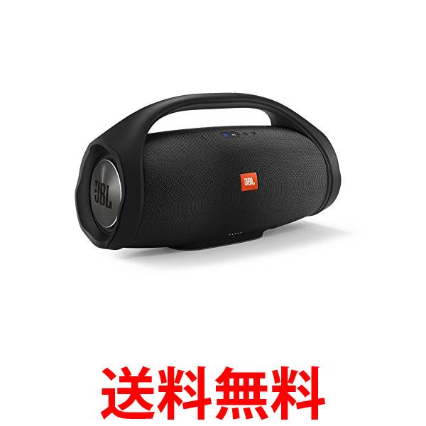 JBL BOOMBOX Bluetoothスピーカー IPX7防水/パッシブラジエーター搭載/ポータブル ブラック JBLBOOMBOXBLKJN 送料無料 【SG09001】