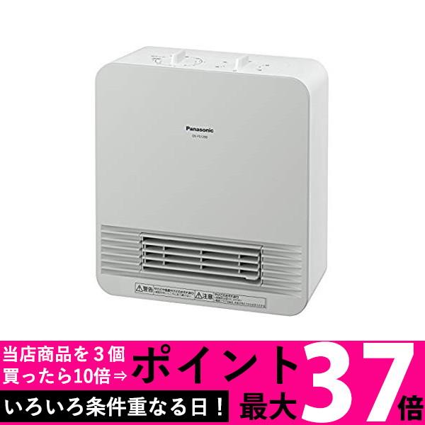 パナソニック セラミックファンヒーター DS-FS1200-W(1台) 【SS4549980089583】