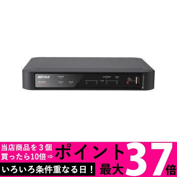 BUFFALO ルーター VR-S1000 【SS4981254015551】