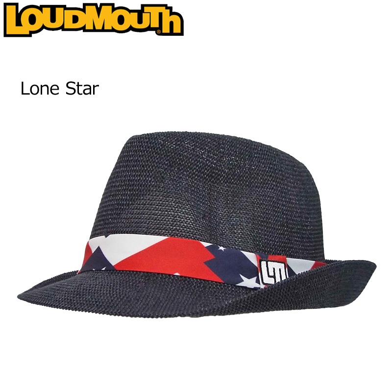 3fc590abe [Newest] [Japanese standard] ラウドマウス 2018 straw hat (Lone Star Lone Star)  768929 (115) 18SS Loudmouth hat men gap Dis hat Hat Cap in the ...