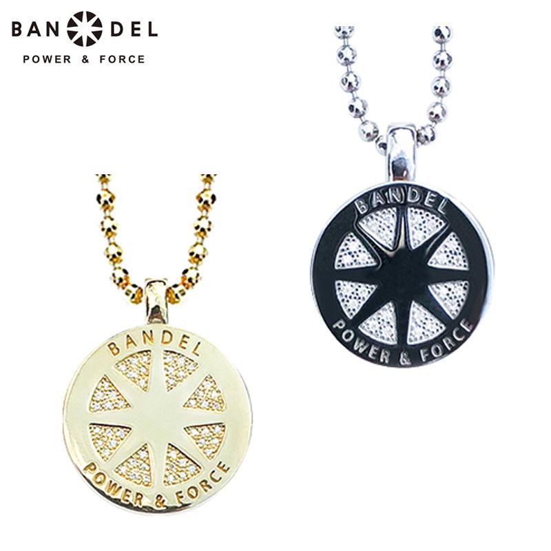 BANDEL(バンデル) 2019継続 ダイヤモンド カスタム ネックレス チェーン長さ/55cm ヘッドサイズ/直径17mm 【新品】19SS diamond custom necklace FEB2 FEB3