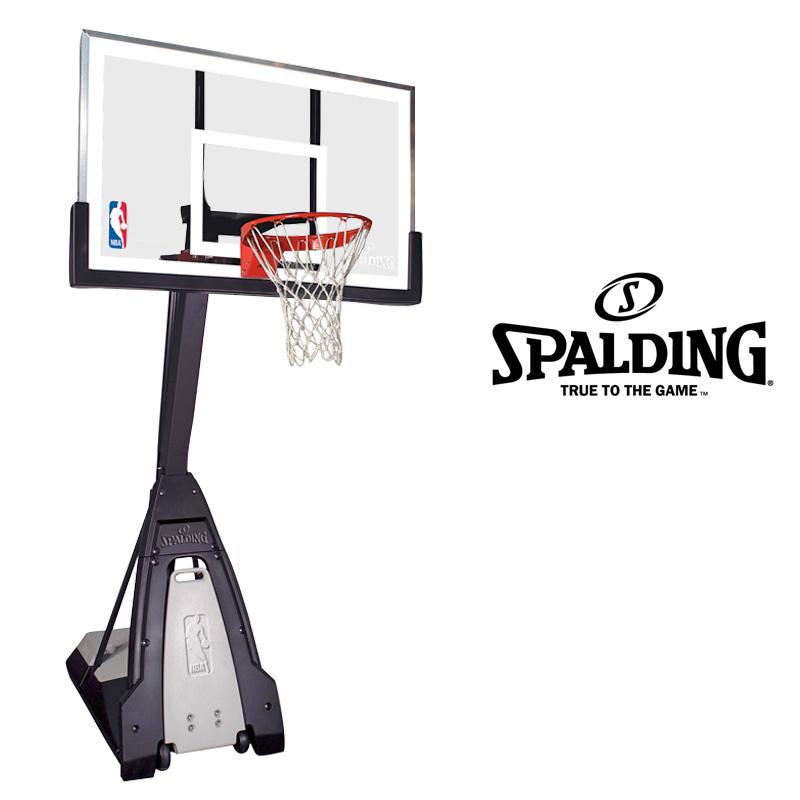 SPALDING スポルディング バスケットゴール(スタンド付) ザ・ビースト E74560JP 【新品】バスケットボール basketball 家庭用ゴール NBA公認