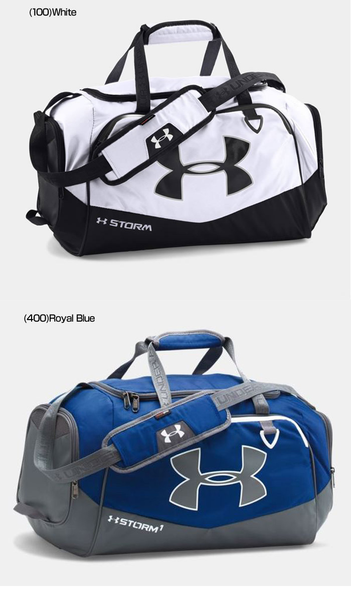 9db96af630 UNDER ARMOUR under armour UA Storm Undeniable II SM Duffle 1263969 Duffle  Bag