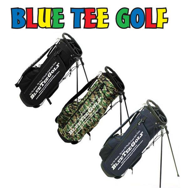 ブルーティーゴルフ 9型 キャンパス地 スタンドバッグ BTG-CB-004【新品】Blue Tee Golf California スタンド式 キャディバッグ ブルーティ