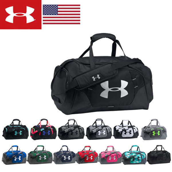 coupon existence  under Armour 2017 UA Undeniable 3.0 Small Duffle 1300214 duffel  bag US model UNDER ARMOUR  new article  Boston bag sports golf article 23b303e1756bd