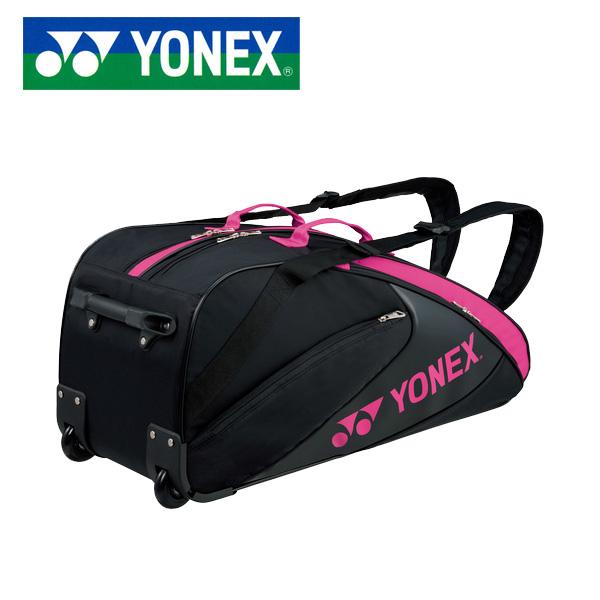 ヨネックス 新製品 ラケットバッグ(キャスター付) テニスラケット6本用 BAG1732C【新品】YONEX男性用メンズ女性用レディーステニス用品