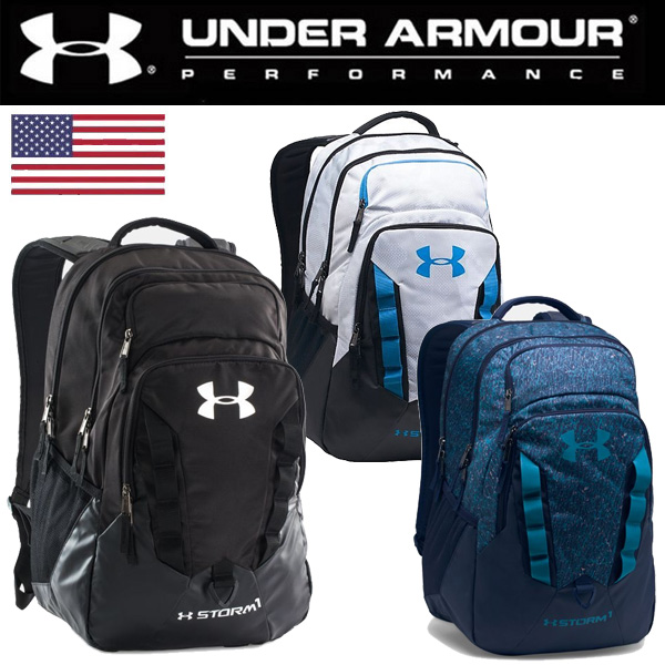 e044ba62283d [coupon existence] UNDER ARMOUR (under Armour) UA Storm Recruit Backpack  1261825 storm Recruit backpack [US model] [new article]