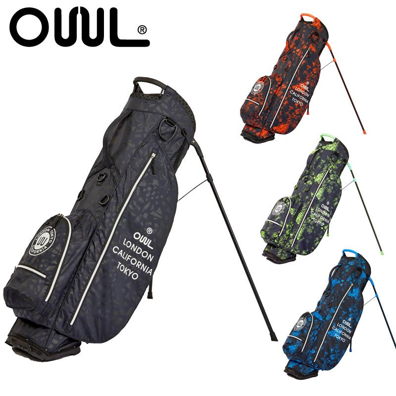OUUL オウル 8.5型 スタンドバッグ AIR LIGHT 4WAY STAND BAG ALT8SST 【新品】 ゴルフ用バッグ キャディバッグ メンズ 男性用 紳士用 レディース 女性用 %off