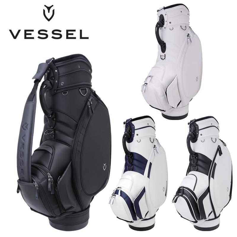 VESSEL ベゼル 2019 キャディバッグ 9型 Original Staff 100965 【新品】19SS メンズ 男性用 紳士用 ゴルフ用 バッグ