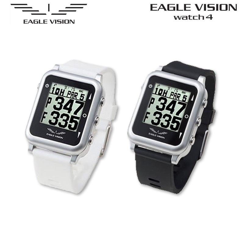 朝日ゴルフ EAGLE VISION watch 4 イーグルビジョン ウォッチ4 EV-717【正規販売店・保証付】【新品】GPS距離計ゴルフ