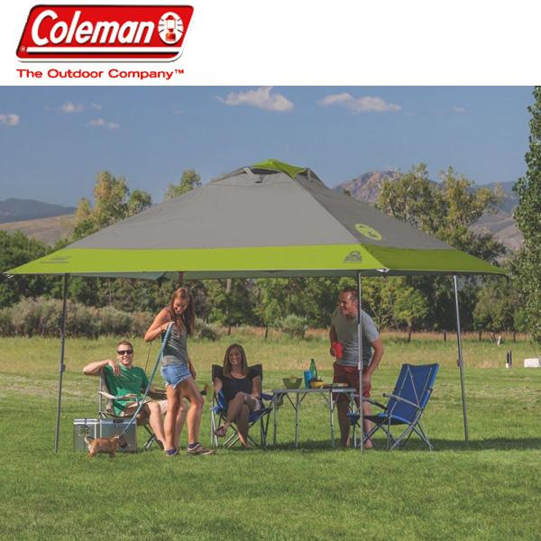 コールマン タープ インスタントキャノピー 13FTx13FT INSTANT EAVED SHELTER 2000031952 日本モデル[新品] Coleman キャンプ用 アウトドア用品 スポーツ用 インスタントシェルター テント