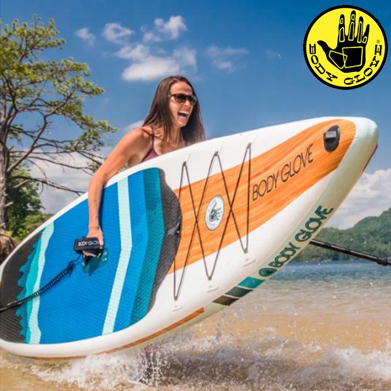 BODY GLOVE ボディグローブ インフレータブル 11フィート サップ スターターセット USモデル【新品】 Performer 11' Inflatable Stand Up Paddle Board Package SUP スタンドアップ パドルボード メンズ レディース カヌー カヤック APR1