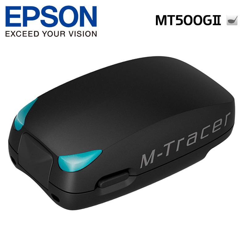 エプソン M-Tracer MT500GII エムトレーサー スイング解析 【新品】MT500G2 EPSON For Golf %off 新世代 スイング 解析 システム ツー