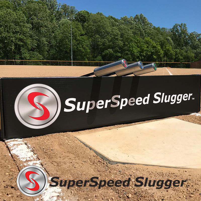 スーパースピードスラッガー アダルト(高校生~大学生向け) 3本セット Super Speed Slugger 【日本正規品】【新品】 野球 練習 素振り ヘッドスピード アップ トレーニング