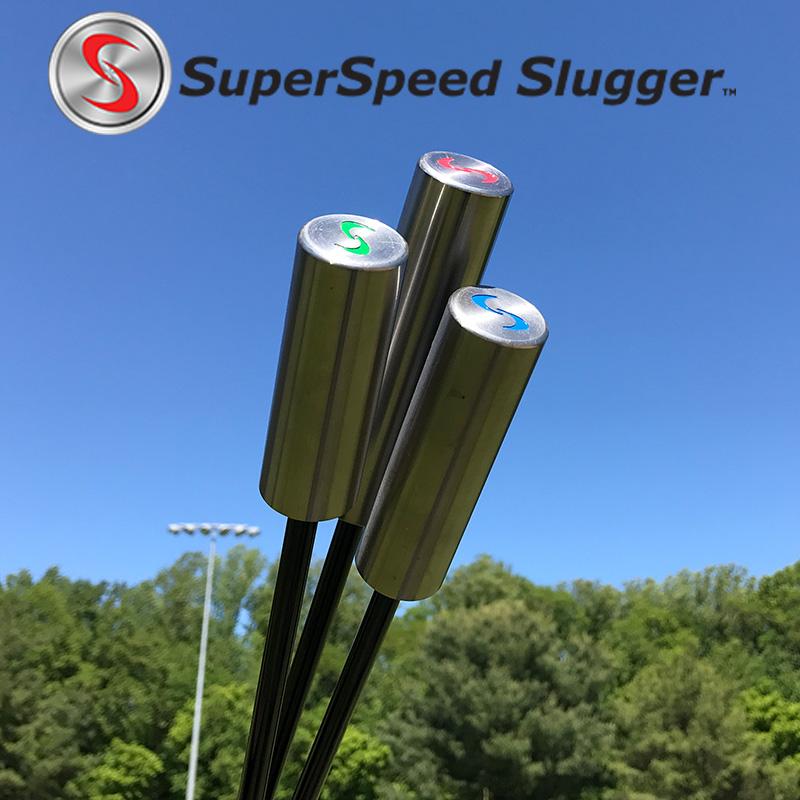 スーパースピードスラッガー オールスター(中学生~高校生向け) 3本セット Super Speed Slugger 【日本正規品】【新品】 野球 練習 素振り ヘッドスピード アップ トレーニング