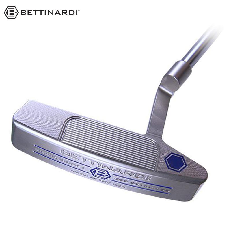 【日本正規品】ベティナルディ 2019 パター SSシリーズ SS2 【新品】 BETTINARDI ゴルフクラブ PUTTER ブレード型 ブレードタイプ ピン型 ピンタイプ スタジオストック