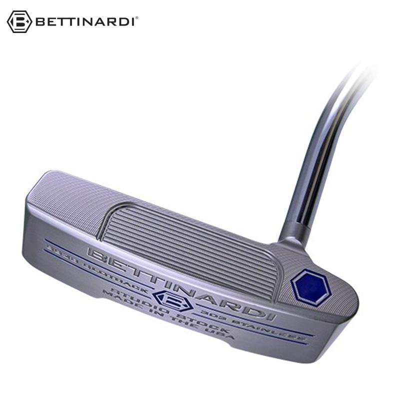 【日本正規品】ベティナルディ 2019 パター SSシリーズ SS28SB 【新品】 BETTINARDI ゴルフクラブ PUTTER ブレード型 ブレードタイプ ピン型 ピンタイプ スタジオストック