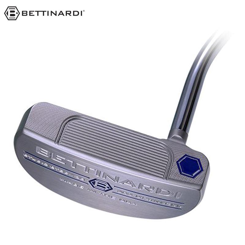 【日本正規品】ベティナルディ 2019 パター SSシリーズ SS38 【新品】 BETTINARDI ゴルフクラブ PUTTER マレット型 マレットタイプ スタジオストック