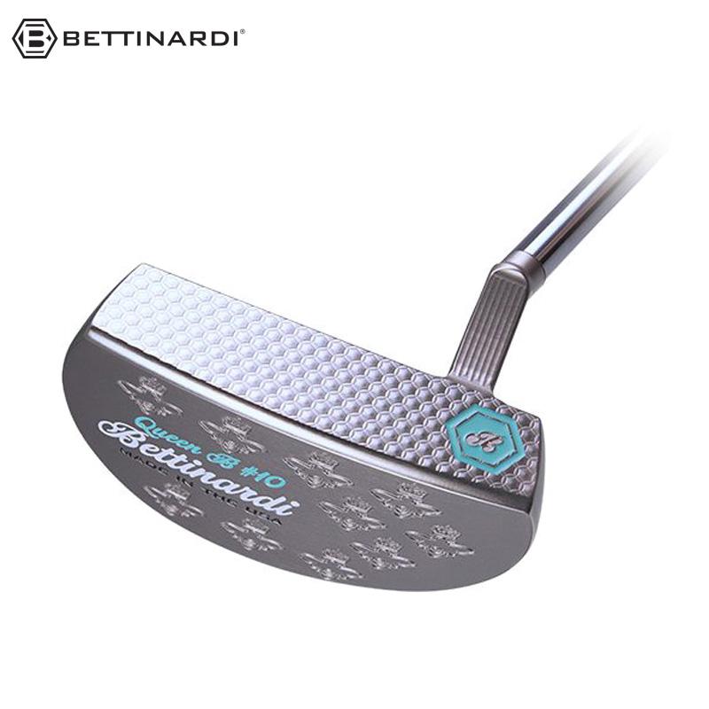 【日本正規品】ベティナルディ パター Queen Bシリーズ QB10 【新品】 BETTINARDI クイーン ビー ゴルフクラブ PUTTER マレット型 マレットタイプ