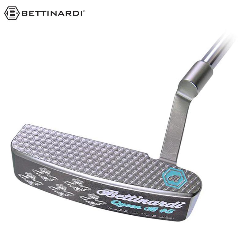 【日本正規品】ベティナルディ 2019 パター Queen Bシリーズ QB5 【新品】 BETTINARDI クイーン ビー ゴルフクラブ PUTTER ピン型 ブレード型
