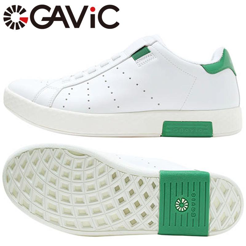 ガビック 継続 ライフスタイル スニーカー ゼウス ZEUS WHT GVC-001 【新品】19SS GAVIC ホワイト 天然皮革 サッカー フットサル 靴 シューズ GVC001 %off