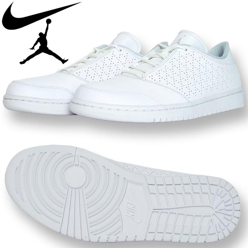 to buy nice shoes cozy fresh Nike NIKE men sneakers Air Jordan 1 flight 5 low 888,264-100 white AIR  JORDAN 1 FLIGHT 5 LOW new article shoes %off