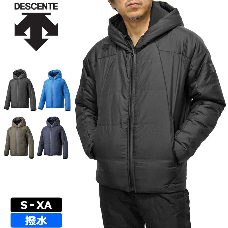 【20%off】デサント メンズ ダウンジャケット DMMMJC42 【正規品】【新品】18FW DESCENTE男性用紳士用MENSトップスアウタージャケットブルゾンフーデッドジャケット防寒 DEC1 DEC2