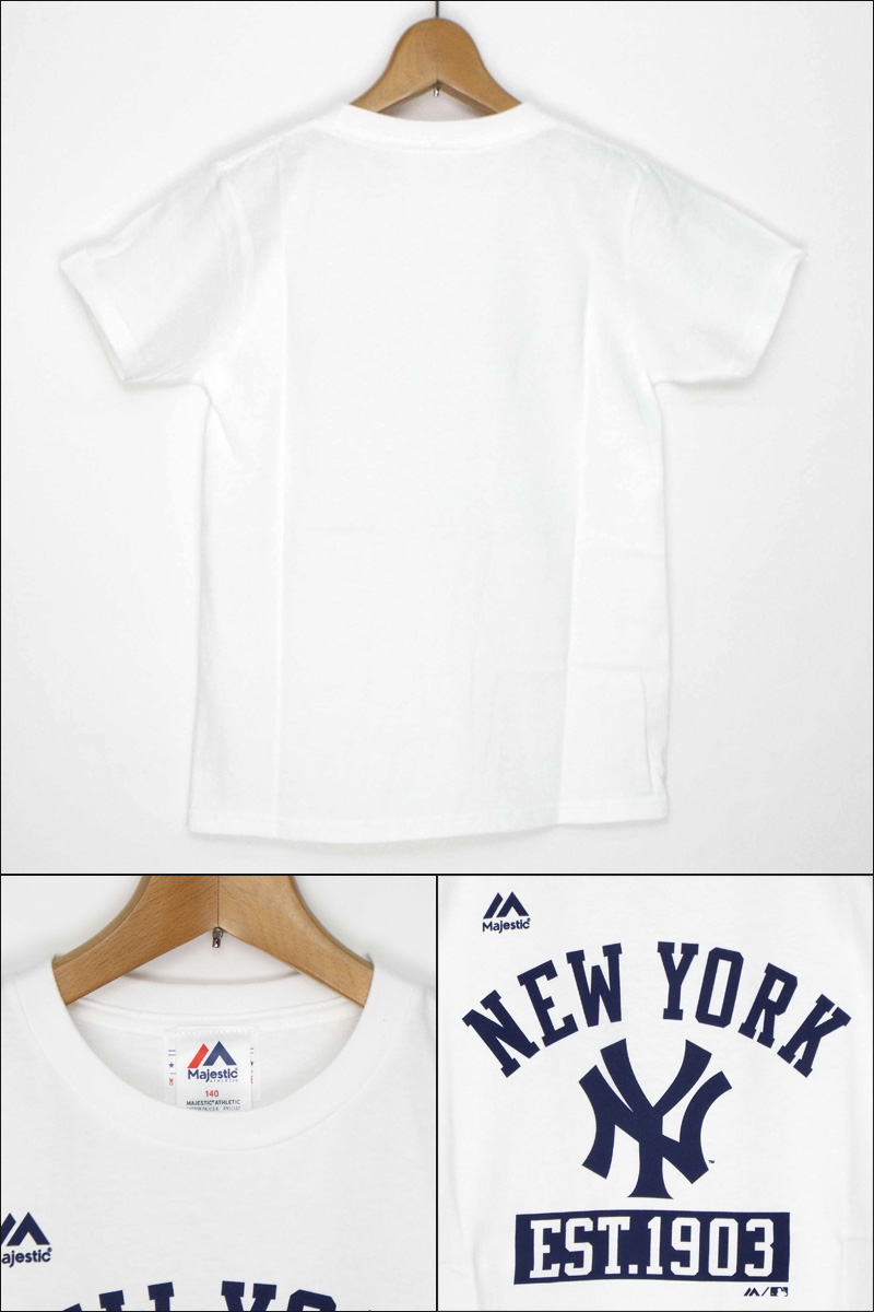 a950bb055 T-shirt for the youth of 100% of cotton material that a team logo was  printed on the front. It is ・・ to everyday wear for support for exercises