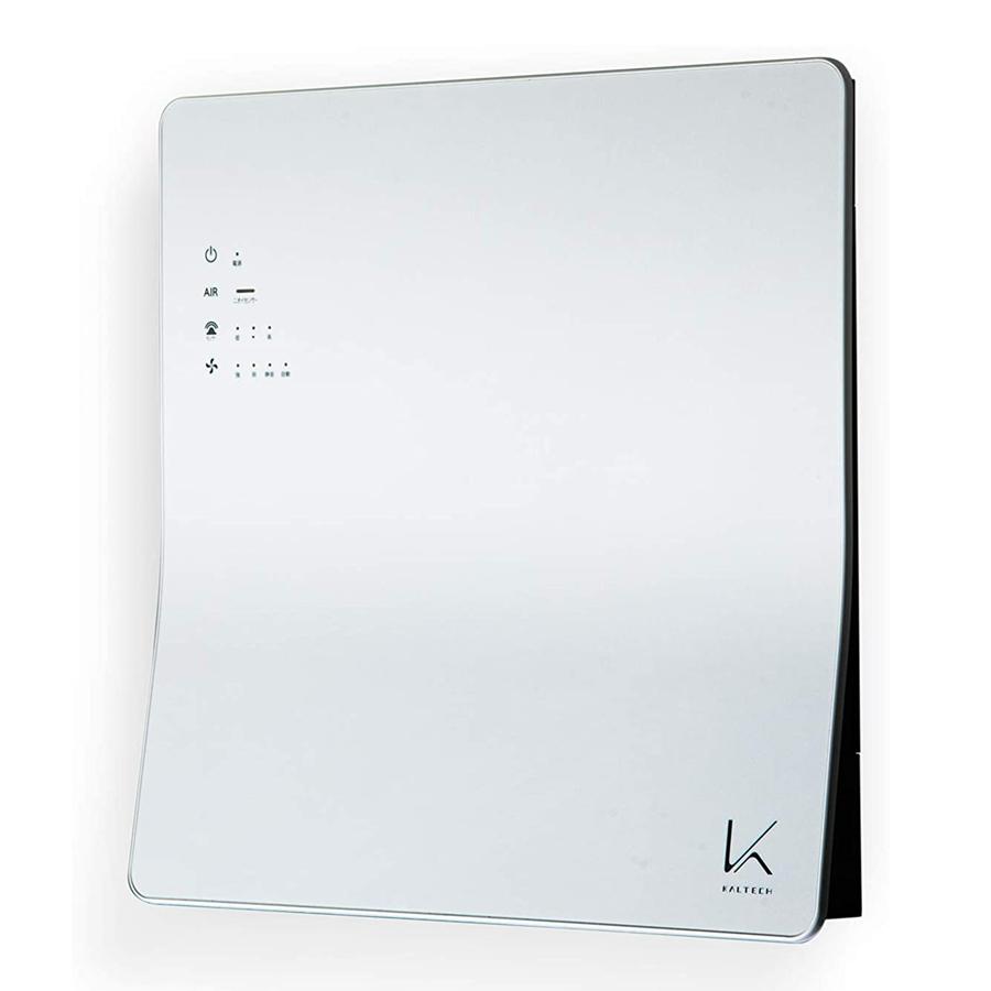 カルテック 光触媒除菌 脱臭機 消臭機 ターンド・ケイKL-W01Z 壁掛けタイプ