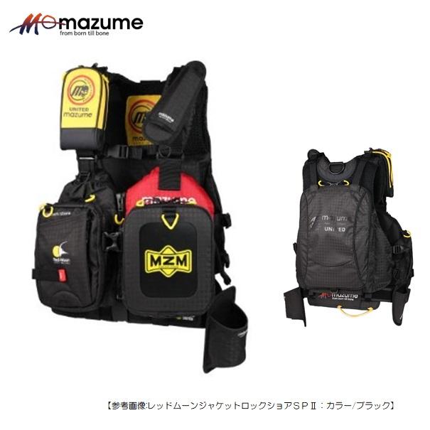 サーフゲームに特化したゲームベスト マズメ レッドムーンライフジャケット サーフSP2 ブラック 送料無料 アパレル メーカー公式ショップ 人気上昇中