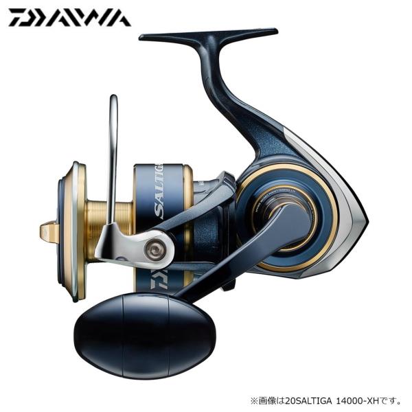 ダイワ 20ソルティガ 14000-XH 同梱不可、入荷次第発送 送料無料