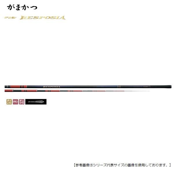 がまかつ がま鮎 レスポシア H8.5 大型商品 A [ロッド]