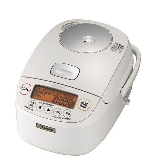 象印 炊飯器 炊飯器 圧力IH炊飯ジャー 1升炊き 極め炊き 極め炊き 1升炊き NP-BH18-WA, 50%OFF:92d5fe1f --- officewill.xsrv.jp
